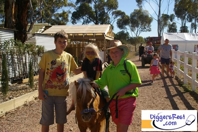 2015 Diggers Rest Country Fair
